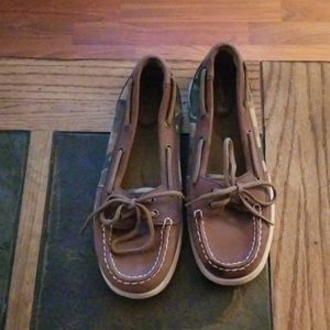 Womans Sperrys